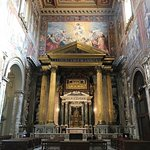 San Giovanni Lateran church where the pope is crowned