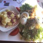 Salade savoyarde Miam un régal
