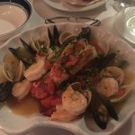 Seafood Scampi - Awesome!