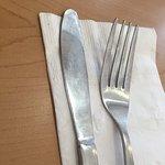 """Disgusting """"clean"""" cutlery"""