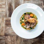 Pork & Chicken Cassoulet