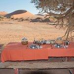 Frühstück in den Dünen ( Sonnenaufgangstour)