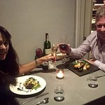 A great anniversary dinner