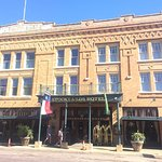 Foto de Stockyards Hotel