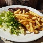 Mojito / coktail maison / steak de kangourou