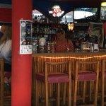 Quaint friendly bar