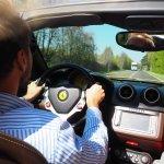 California Test Drive