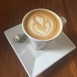 The perfect flat white