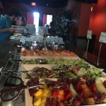 All you can eat Sushi Lunch buffet