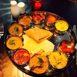 Thaali @Neelagiree from £4.99 per thaali.  Great brunch, Served in 15 minutes or free