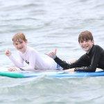 Happy surfers!