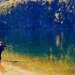 imagenes inolvidables en lago steffen