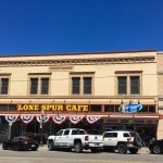 Lone Spur Cafe on the Square