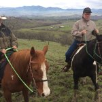 Horseback Trail Riding with Instruction is our specialty seven days a week !