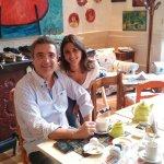 Café BARcelona, la vida nos sonríe devolvamos la sonrisa 😁