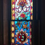 Love the stain glass