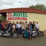 Red Rock Motel is a great place for families to come together.