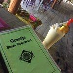 "Greetje beach resturent       ""New experience"""
