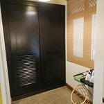 Room 24 Closet Alcove