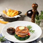 Savor in our Australian tenderloin steak grilled to your preference.
