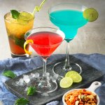 Savor delicious cocktails such as the Bistro M's all time favorite Margarita and much more.