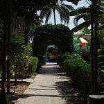 African Village Hotel Foto