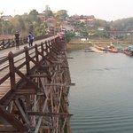 Photo of Wooden Mon Bridge