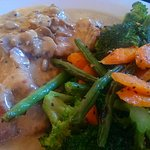 Clumsy Salty Veal Scallopini