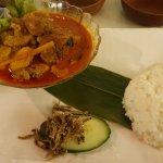 Malaysian Ayam Curry