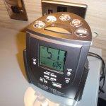 DAB radio provided with room