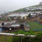 slum view