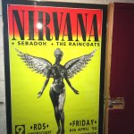 Random photos from the Irish Rock n Roll museum including the Nirvana gig that never was, due to