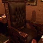 The Cellar Room - The Beautiful Birthday Chair
