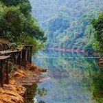 Dinghu Lake in Zhaoqing China