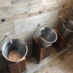 Quirky bathrooms!