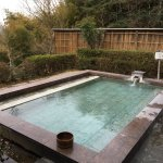 outdoor private onsen