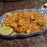 Chicken Pad Thai (Highly recommended)