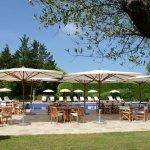 Détente estivale Hôtel avec piscine chauffée La Mandarine Saint-Tropez