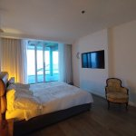 Main Suite room - airy and welcoming