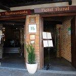 Entrada Restaurante Posada del Rincón