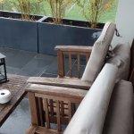terraza asientos