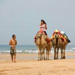 Photo de Paradise Beach Kaf Lahmam