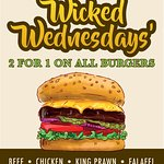 Are Wicked Wednesday offer is available whilst stocks last!