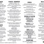 New spring menus and offers