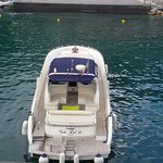 Santorini, an exclusive yacht for your tours