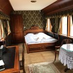 Tsar's renovated carriage