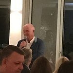 Rick Stein at Bannisters Foto