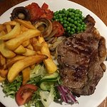 Steak and Chips ;-)