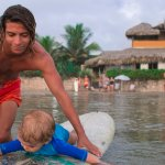 Clases de Surf para todas las edades.