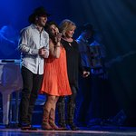 Todd Bradshaw, Tammy Beebe and Patty Mabe